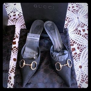 Gucci Pointed Toe Heels